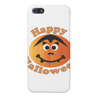 Happy Halloween Punkin Case For iPhone 5