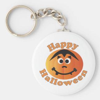 Happy Halloween Punkin Keychains