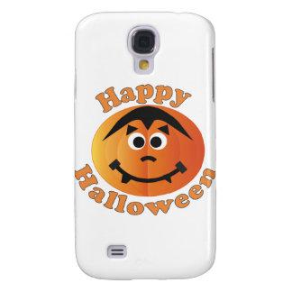 Happy Halloween Punkin Samsung Galaxy S4 Covers
