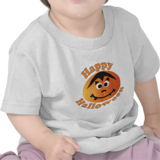 Happy Halloween Punkin T Shirts