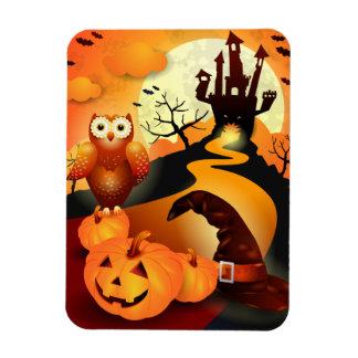Happy Halloween! Rectangular Magnets