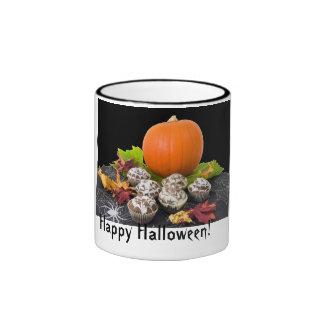 Happy Halloween! Ringer Coffee Mug