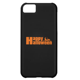 Happy Halloween RIP Pumpkin iPhone 5C Case