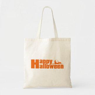 Happy Halloween RIP Pumpkin Tote Bag