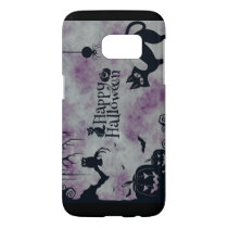 Happy Halloween Samsung Galaxy S7 Case