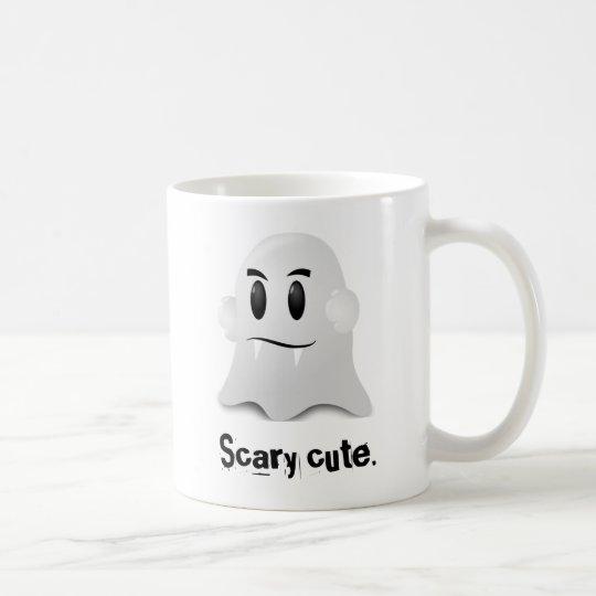 Happy Halloween scary cute kawaii vampire ghost Coffee Mug