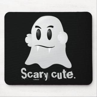 Happy Halloween scary cute kawaii vampire ghost Mouse Pad
