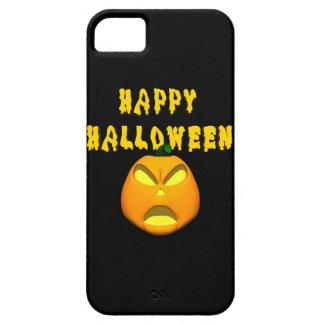 happy halloween scary pumpkin iPhone 5 covers
