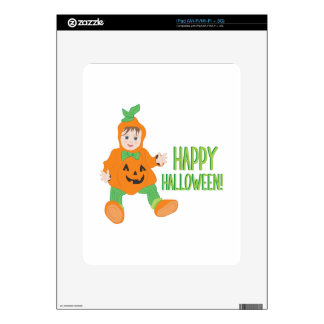 Happy Halloween Skins For The iPad