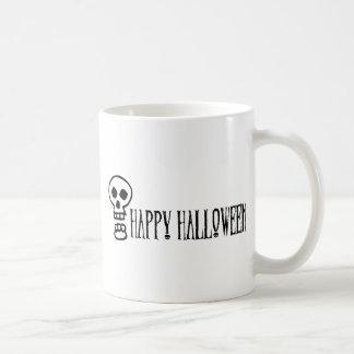 Happy Halloween Skull 1 Coffee Mug