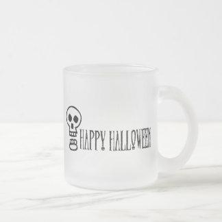 Happy Halloween Skull 1 Coffee Mugs