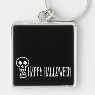 Happy Halloween Skull 1 Key Chains