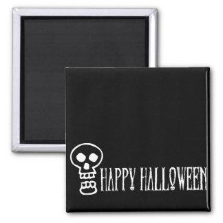 Happy Halloween Skull 1 Magnet