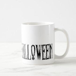 Happy Halloween Skull 1 Mugs