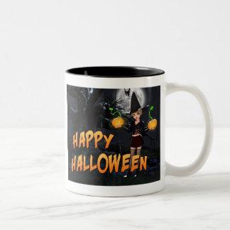 Happy Halloween Skye Mug
