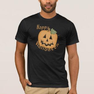 Happy Halloween Smiling Jack O'Lantern T-Shirt