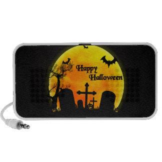 Happy Halloween Travel Speakers