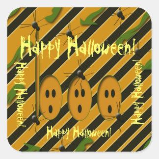 Happy Halloween! Square Sticker