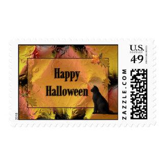 Happy Halloween Stamp