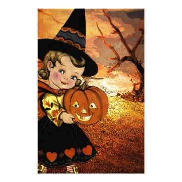 Halloween Themed HAPPY HALLOWEEN STATIONERY