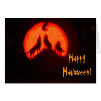 Happy Halloween! Stationery Note Card