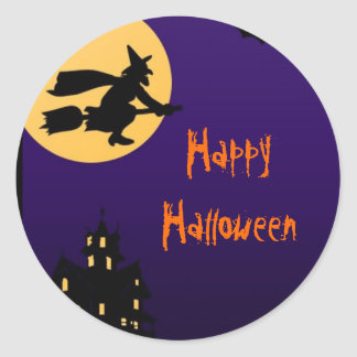 Happy Halloween Sticker