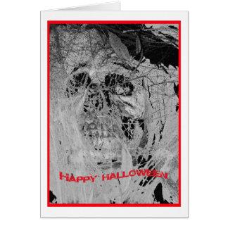 Happy Halloween Tarjeta De Felicitación