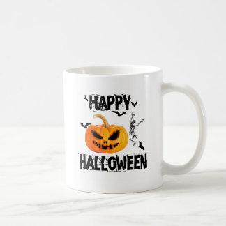 Happy Halloween Taza