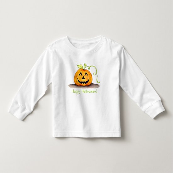 Happy Halloween! Toddler Shirt