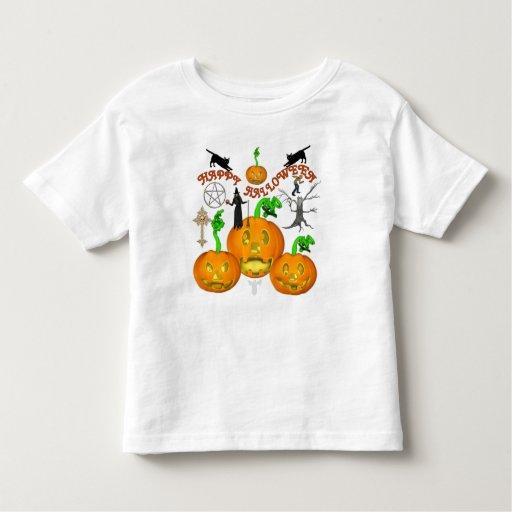 Happy Halloween Toddler T-shirt