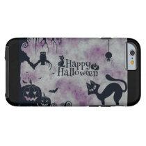 Happy Halloween Tough iPhone 6 Case
