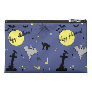 Happy Halloween Travel Accessory Bags