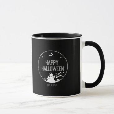 Halloween Themed Happy Halloween Trick Or Treat Mug