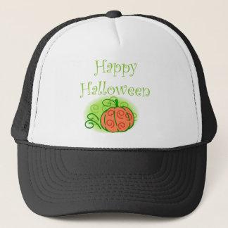Happy Halloween Trucker Hat