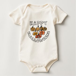 Halloween baby apparel