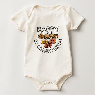Halloween baby apparel