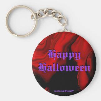 Happy Halloween v2 keychain