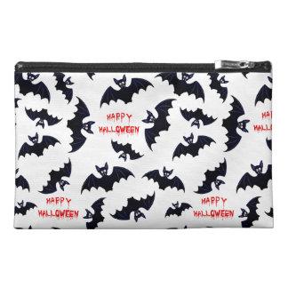 Happy Halloween Vampire Bats Travel Accessories Bags
