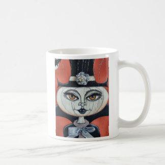 Happy Halloween Vampire Mug