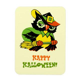 Happy Halloween! Vintage Design Gift Magnet