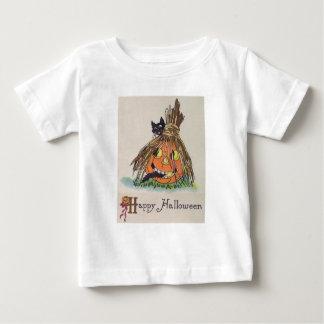 Happy Halloween(Vintage Halloween Card) Baby T-Shirt