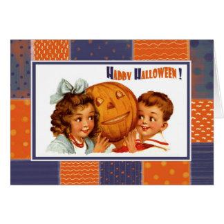 Happy Halloween! Vintage Kids Halloween Cards