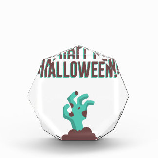 Happy Halloween Walking Dead Zombie Corpse Design Award