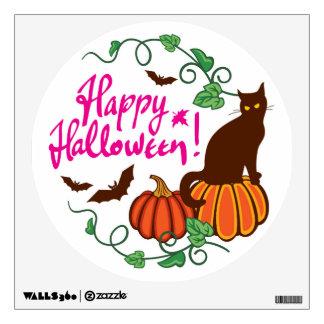 Happy Halloween! Wall Decal