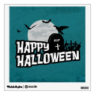 Halloween Themed Happy Halloween Wall Decal