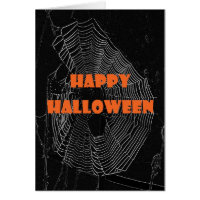 Happy Halloween Web Card