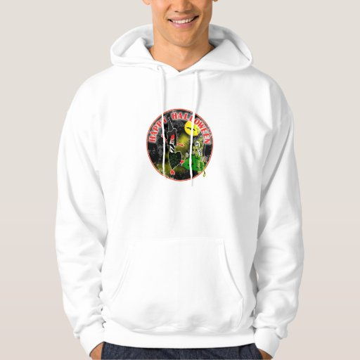 Happy Halloween Whimsical Design Pullover