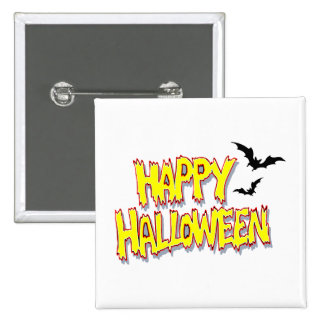 happy halloween with bats yellow.png button