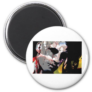 Happy Halloween, Zombies 2 Inch Round Magnet