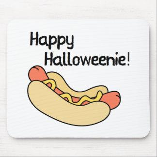 Happy Halloweenie! Mouse Pad